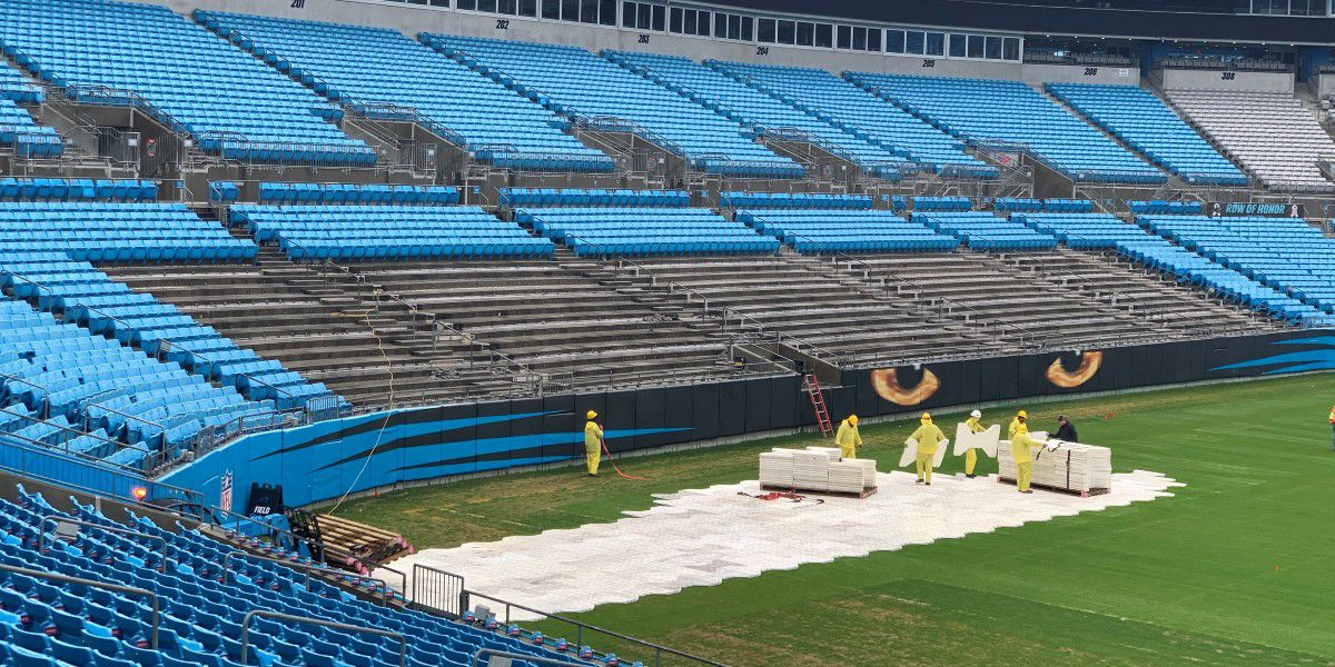 Bank of America Stadium renovations mean hundreds of PSL owners losing seats