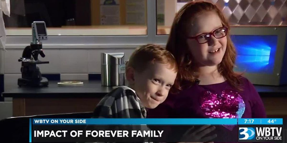 Forever Family: Meet Amber and Connor
