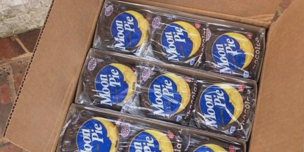 Moonpie's vice president sends Gaston County man gift after he loses his 'Moonpie'