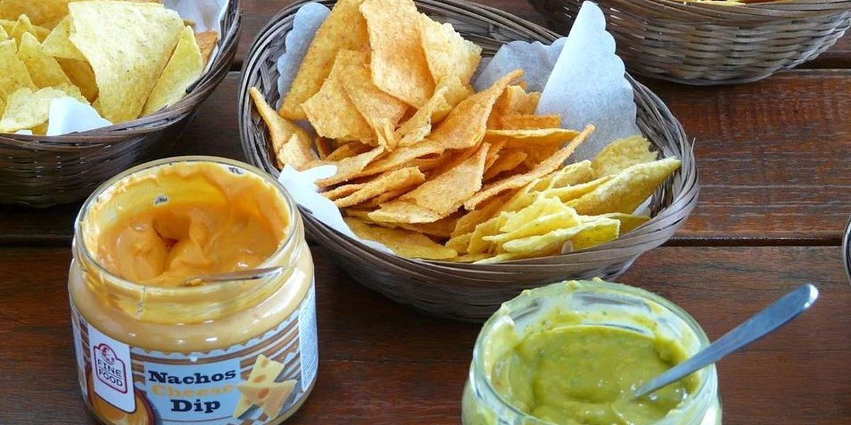 Recipes from Morning Break's Chip and Dip Day