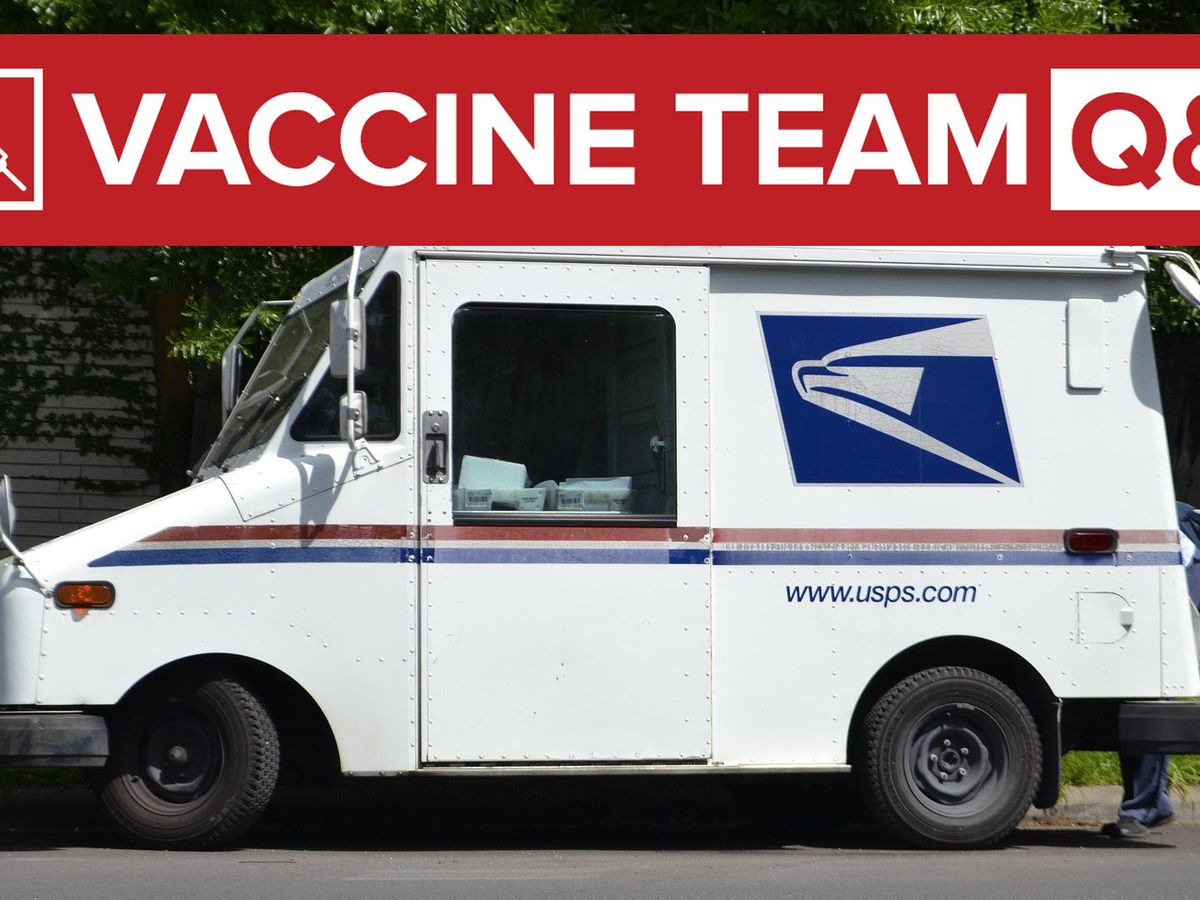 VACCINE TEAM: When will Postal Carriers be eligible for the vaccine?