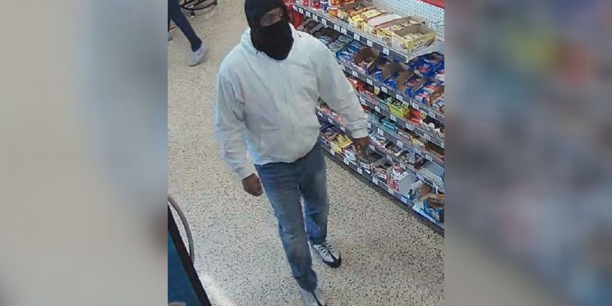 Crime Stoppers: Detectives looking for man who robbed north Charlotte convenience store on Christmas Day