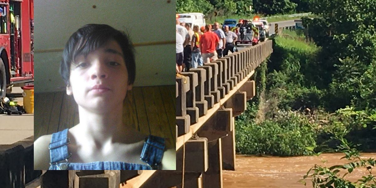 14-year-old missing on South Fork Catawba River found dead
