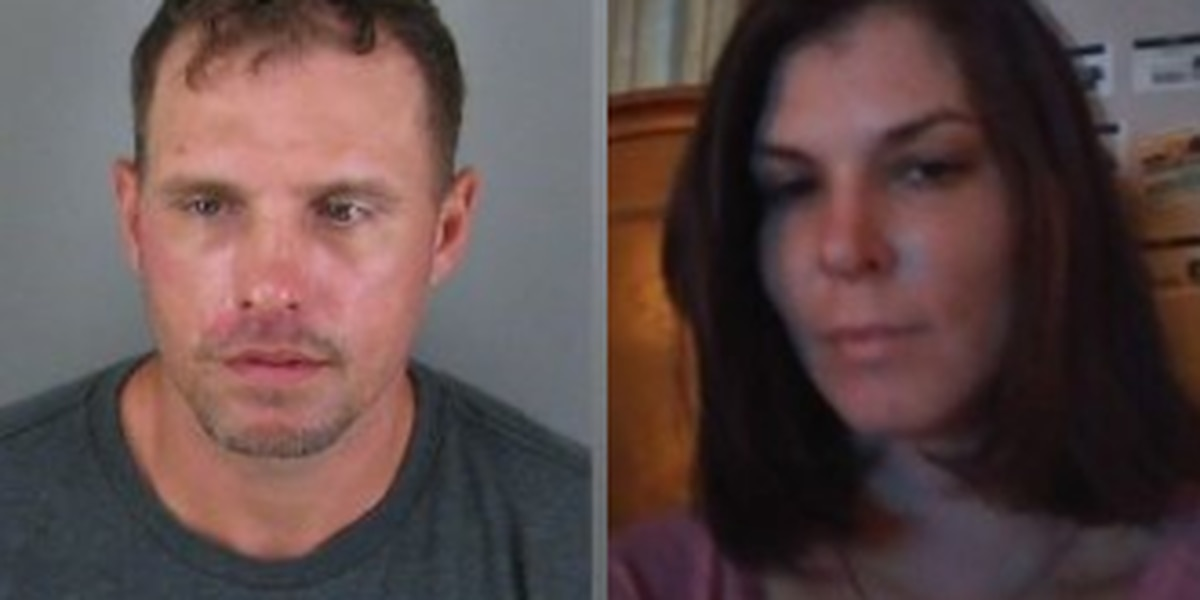 Husband, wife wanted in Gaston County home break-ins