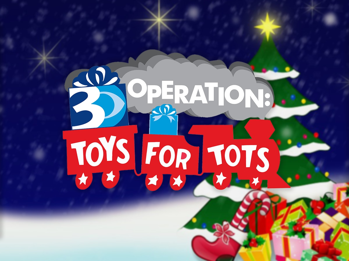 WBTV partners with Toys for Tots for the 2019 Holiday season
