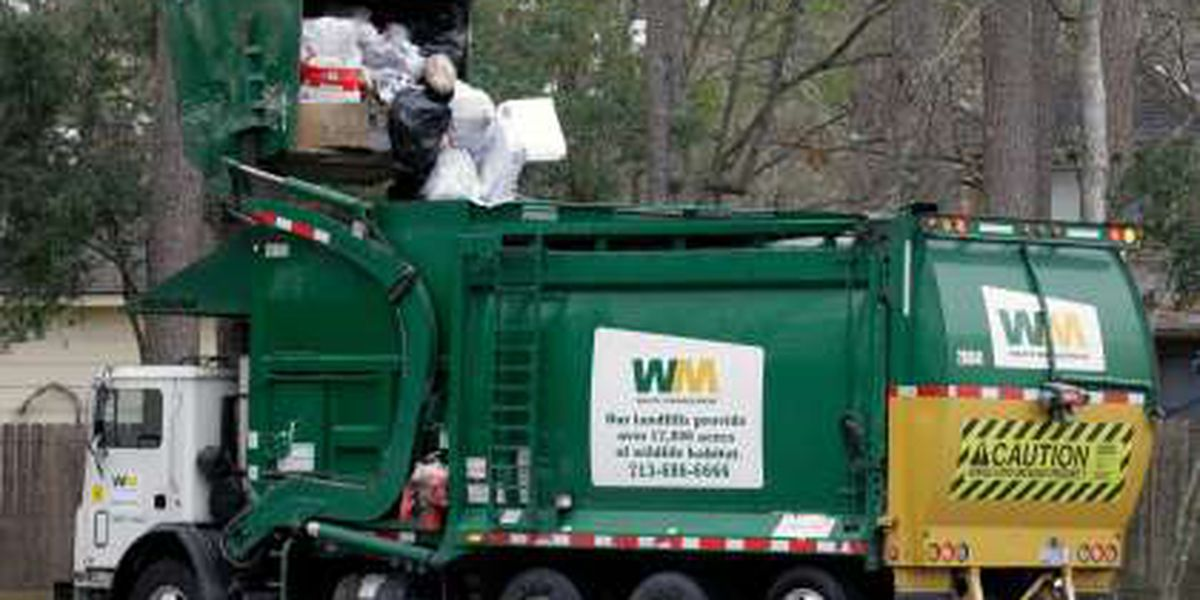 Kannapolis waste collection services resumed this week