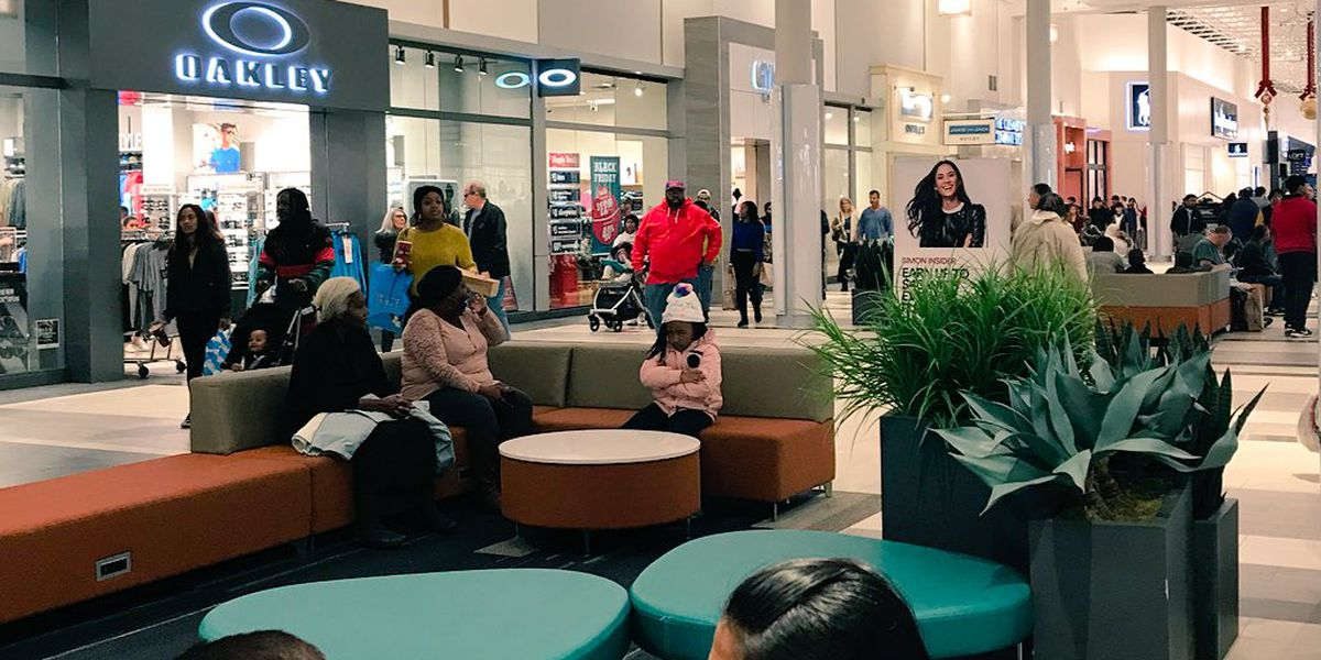 Black Friday begins at Concord Mills Mall