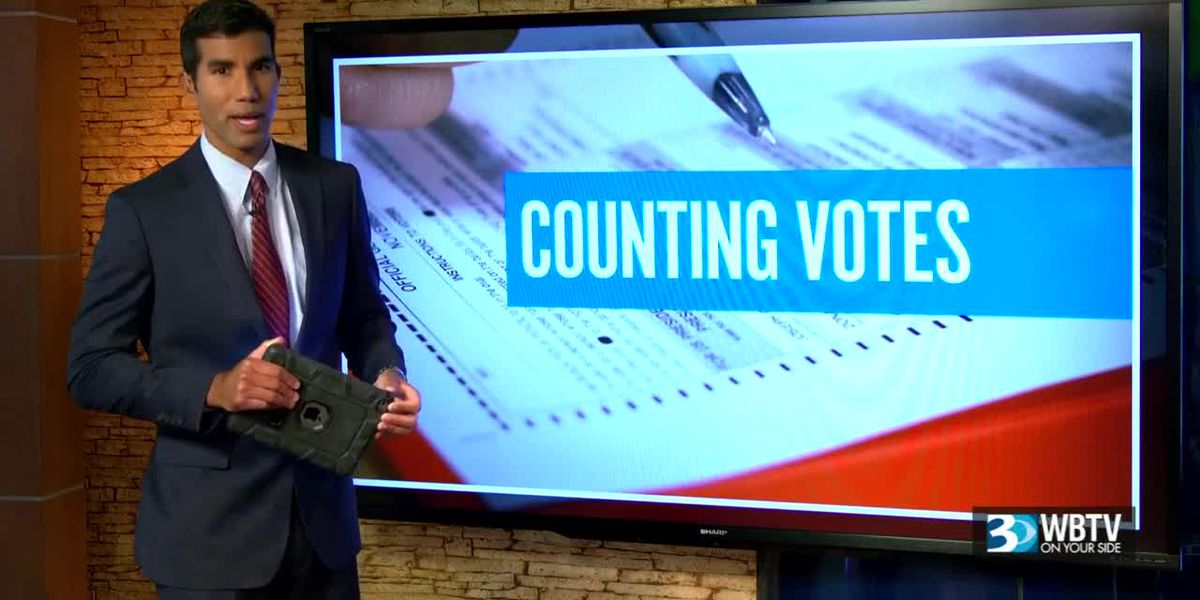 WBTV Voter Guide: The process of counting votes