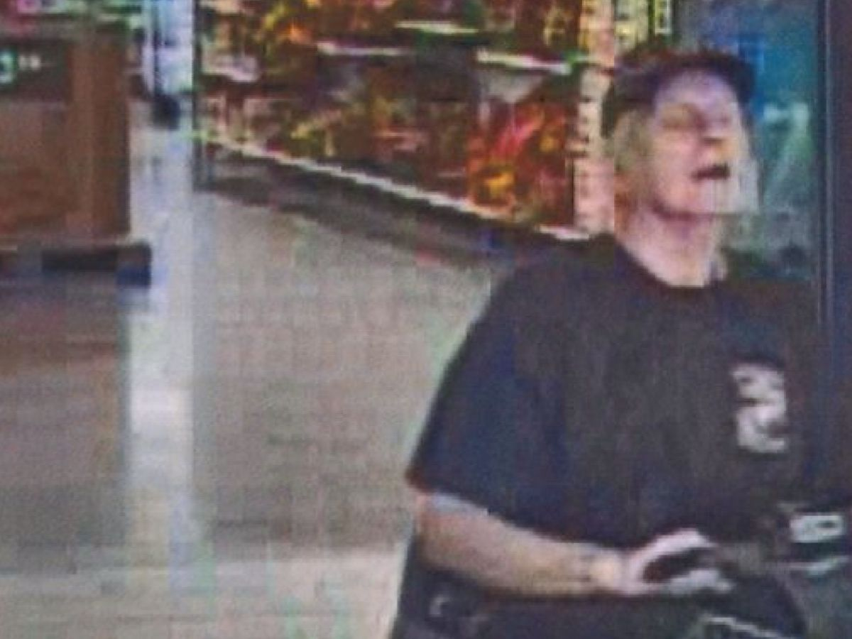 Deputies trying to identify man accused of inappropriate touching at Indian Trail Walmart