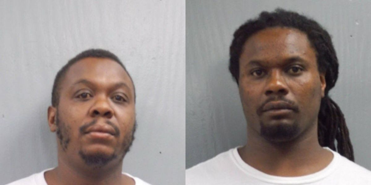 Two men arrested for car thefts in Chesterfield County