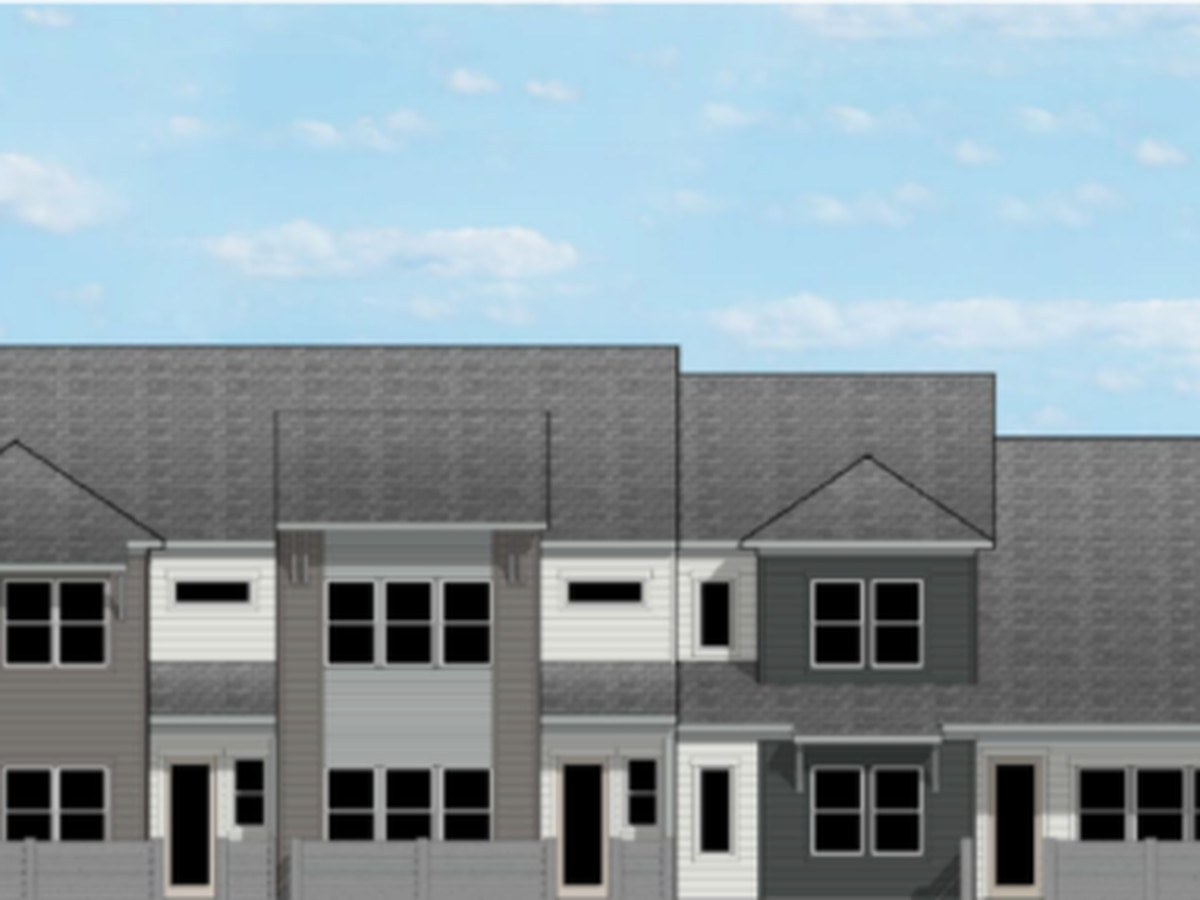 City of Kannapolis and partners announce town home project