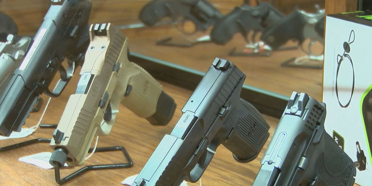 S.C. lawmakers push to get 'Open Carry' bill passed before legislative session ends