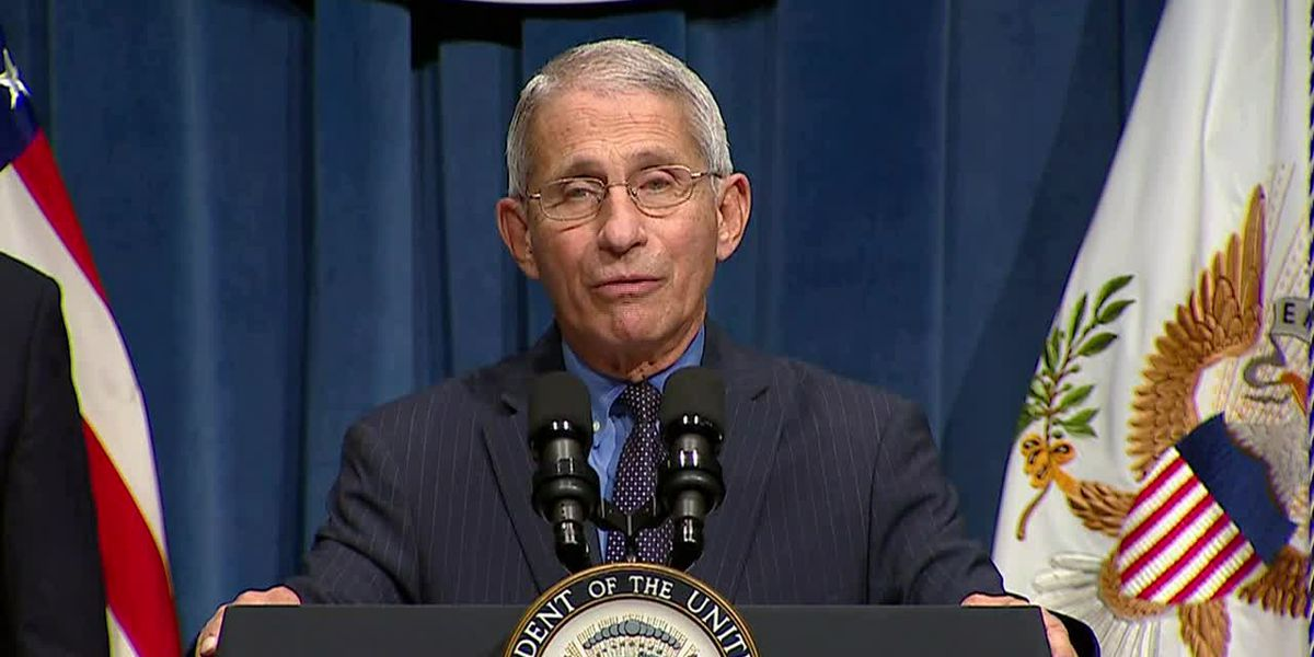 Fauci to throw 1st pitch at Yankees-Nationals opener in DC