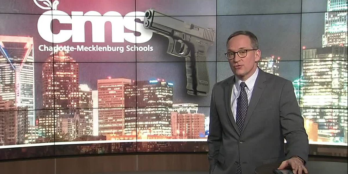 3 Things: Safety and guns in Charlotte-Mecklenburg Schools
