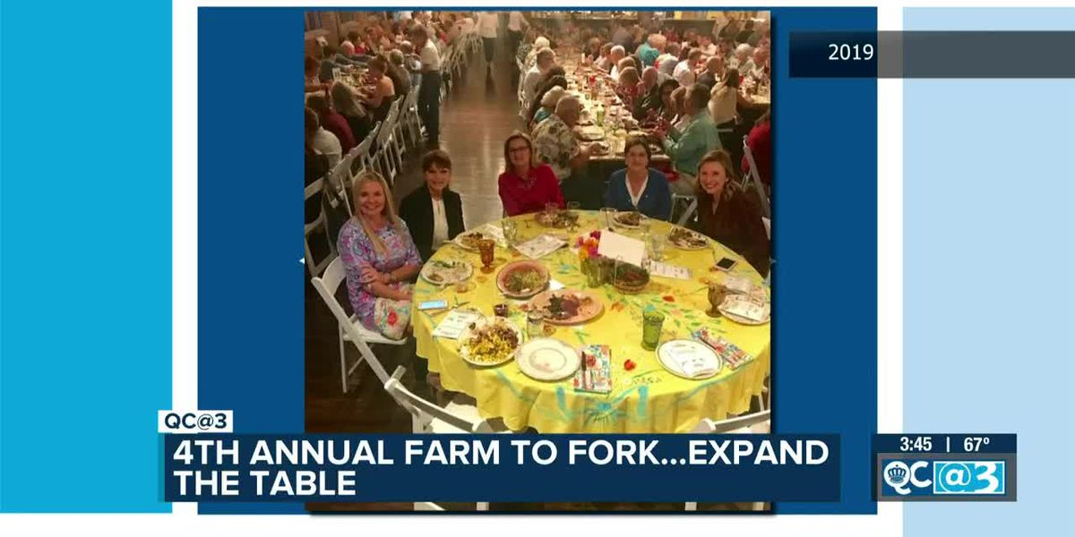 4th Annual Farm To Fork, Expand The Table