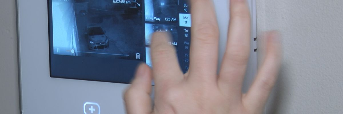 Cramerton woman shares story of unwanted visitor caught on home surveillance camera