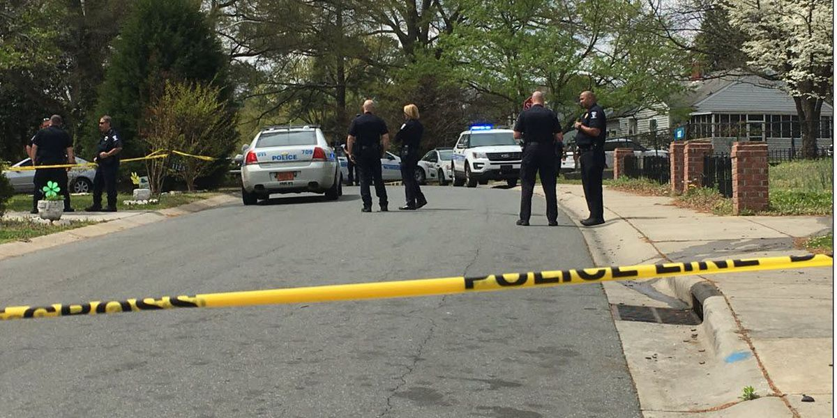Police: Two men shot in the leg during struggle over gun in west Charlotte