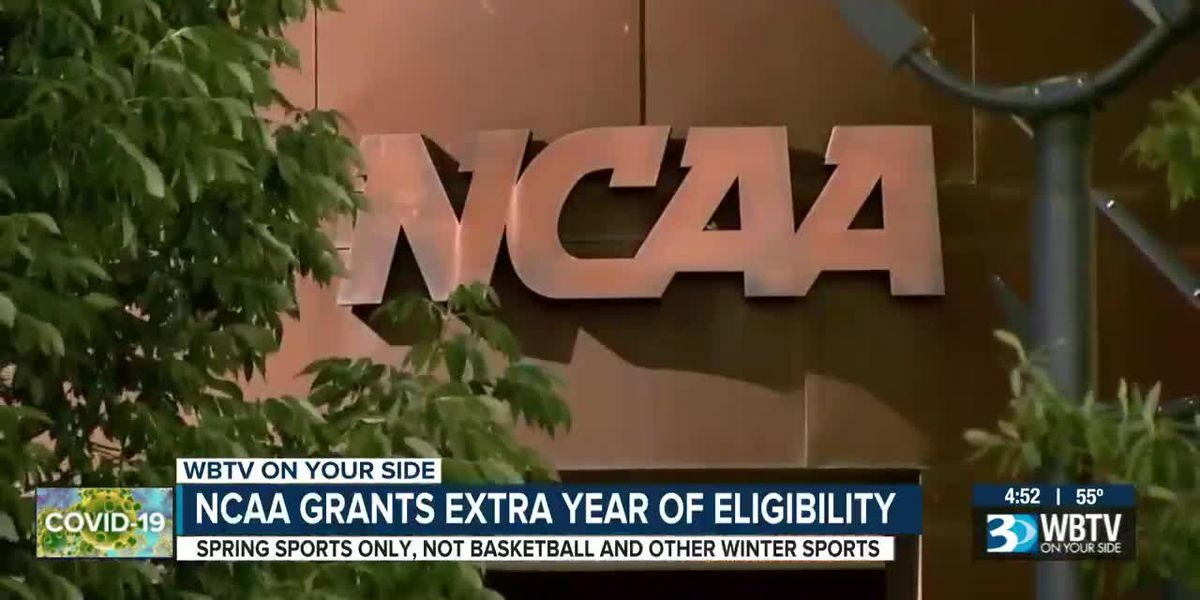 Deeper look into NCAA granting an extra year of eligibility to spring sports student-athletes