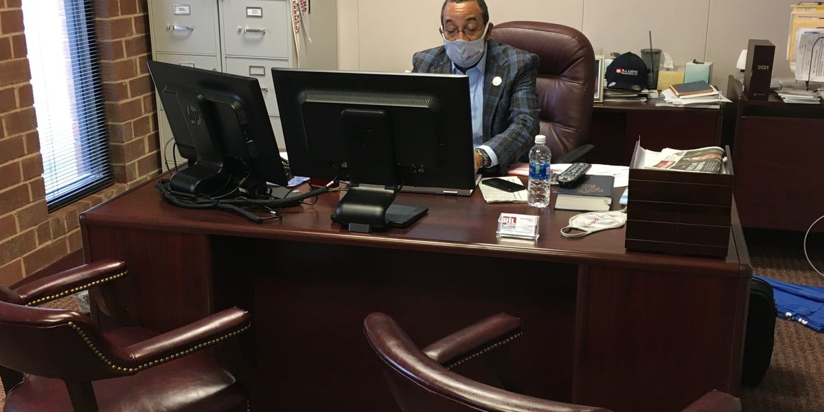 James Mitchell goes from at-large city councilman to co-owner/president of Black business
