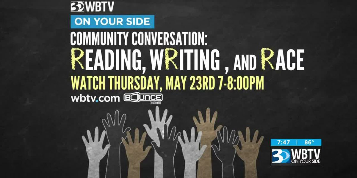 Community Conversation Preview: Reading, Writing and Race