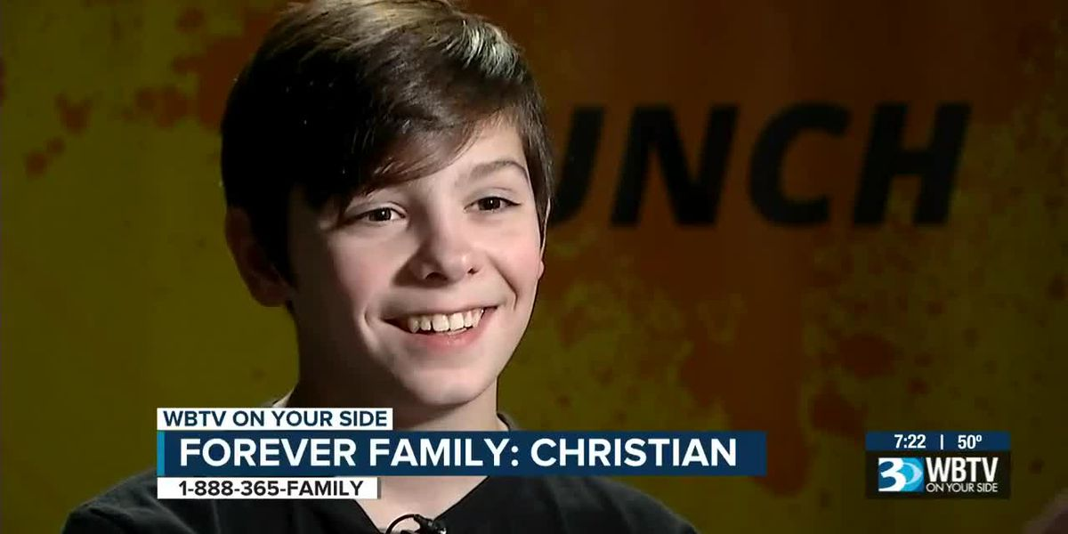 Forever Family introduces you to Christian
