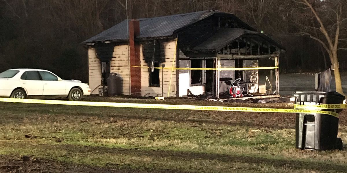 Woman killed in Union County house fire identified