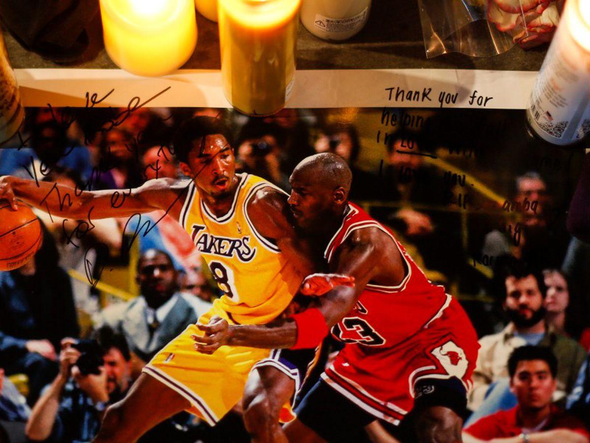 Michael Jordan will present Kobe Bryant for Hall induction