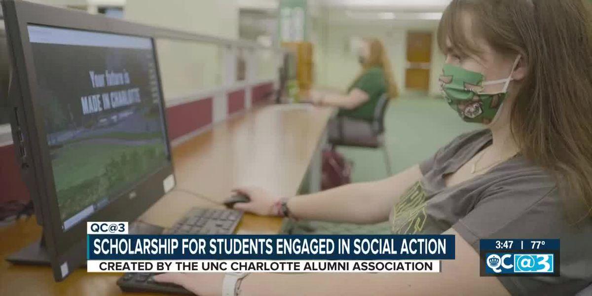 Scholarship For Students Engaged In Social Action