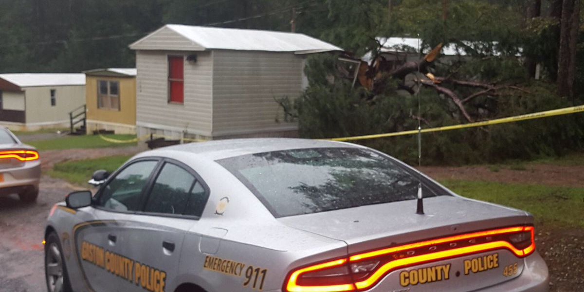 Family speaks after 3-month-old killed when tree falls on mobile home in Gaston County