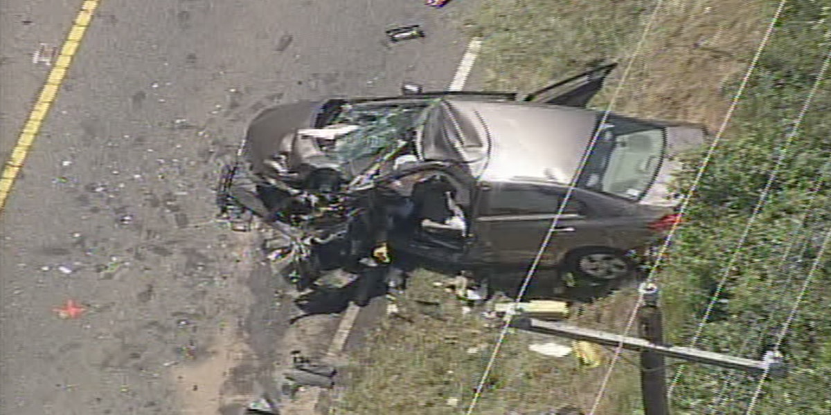 Fatal crash reported in Iredell County