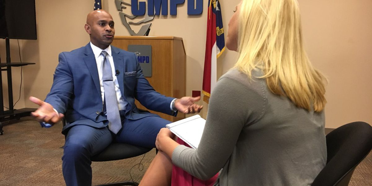 One-on-one with CMPD Chief Kerr Putney
