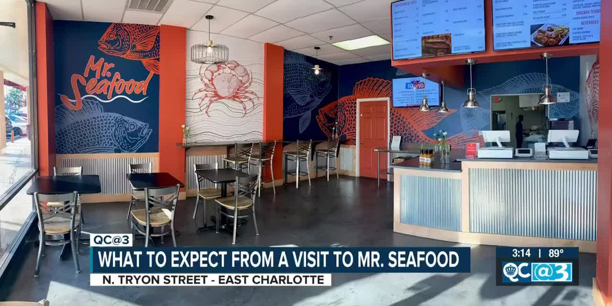 What To Expect From A Visit To Mr. Seafood