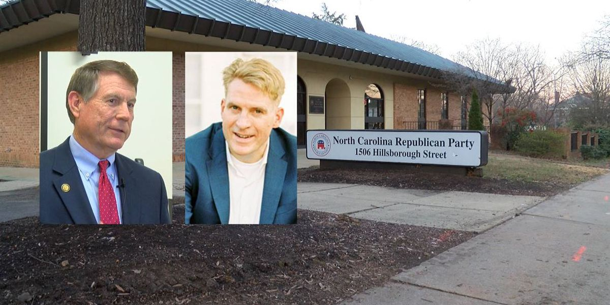 Insurance commissioner recorded meeting with donor, NCGOP chairman for FBI investigation