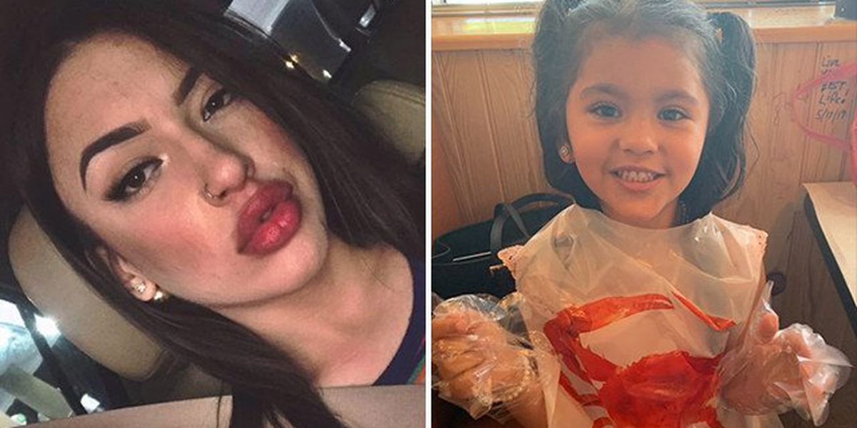 Fayetteville mom arrested; 4-year-old daughter missing and endangered