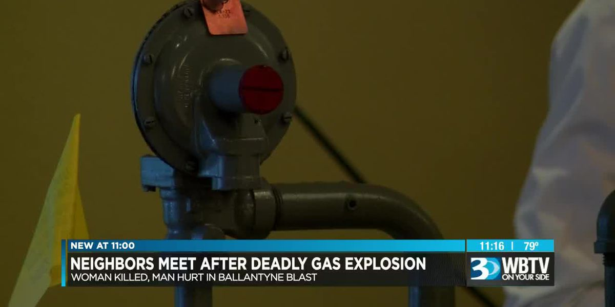 Ballantyne residents meet with Charlotte Fire, Piedmont Natural Gas to talk about July explosion