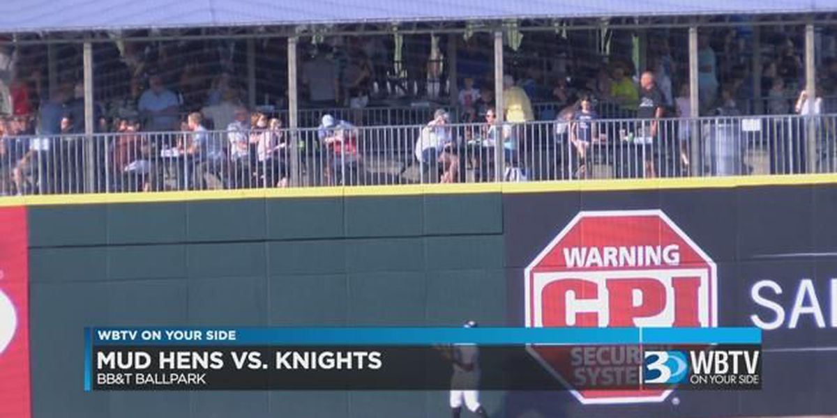Knights Fall to Toledo in Series Opener Friday