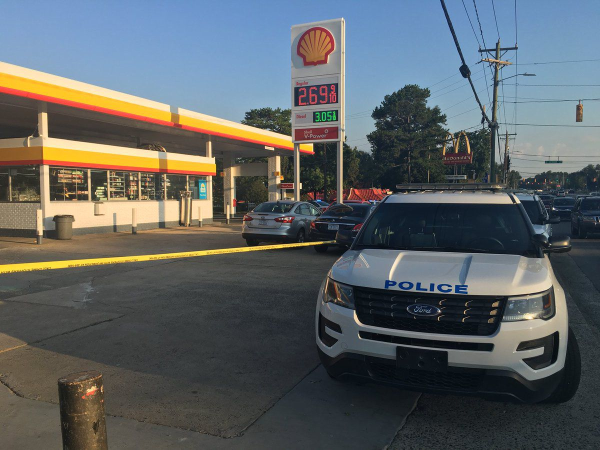12-year-old bystander injured during shooting in north Charlotte, suspect in custody