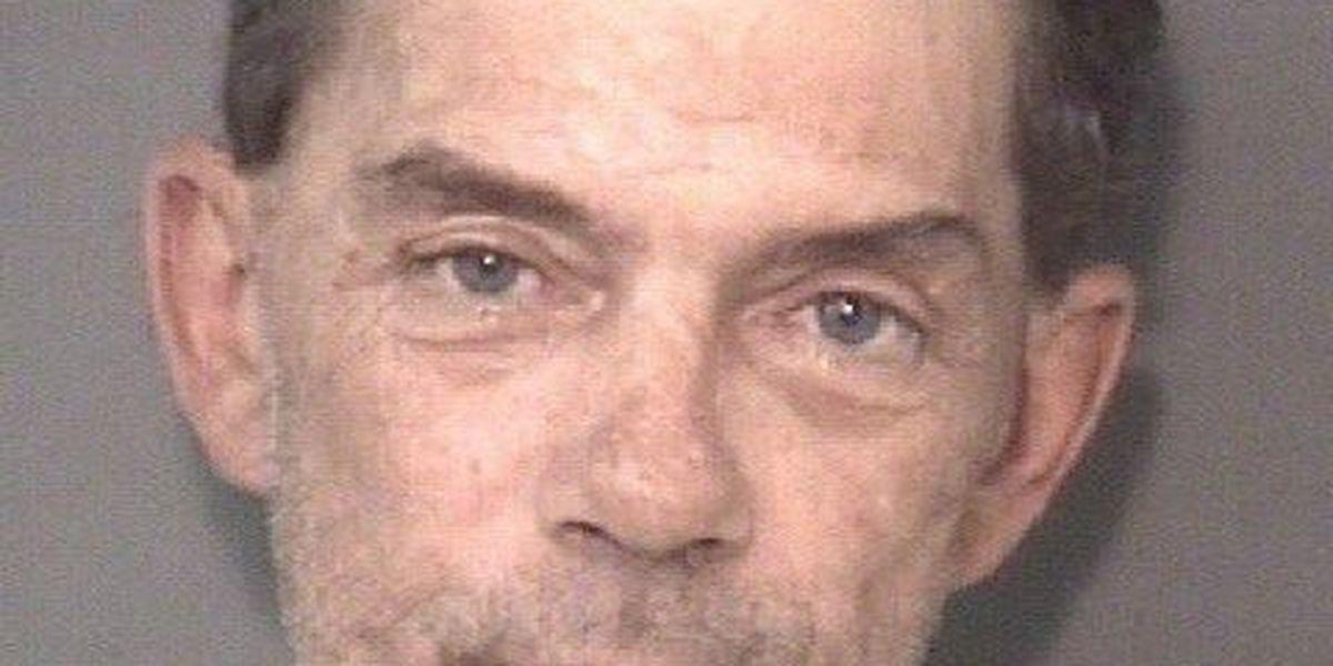 Police arrest burglar found inside kitchen cooking