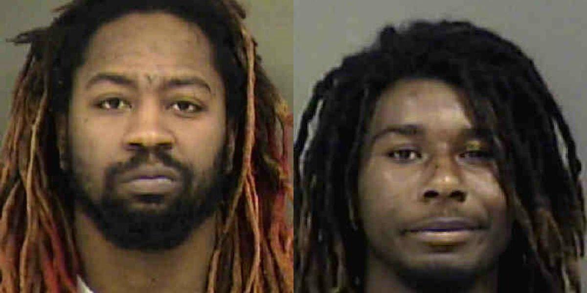 Men arrested for break-in at phone store in Matthews