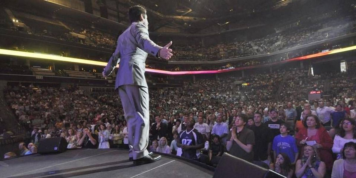 Want to know more about Elevation's pastor? Here are 10 Furtick facts