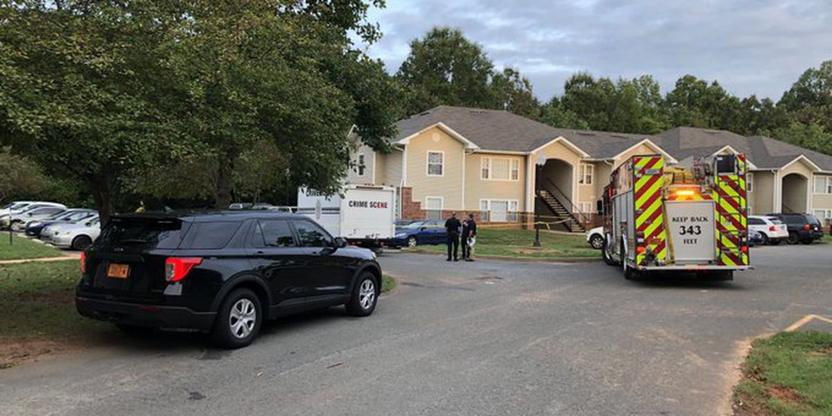 17-year-old killed in shooting at Salisbury apartment complex