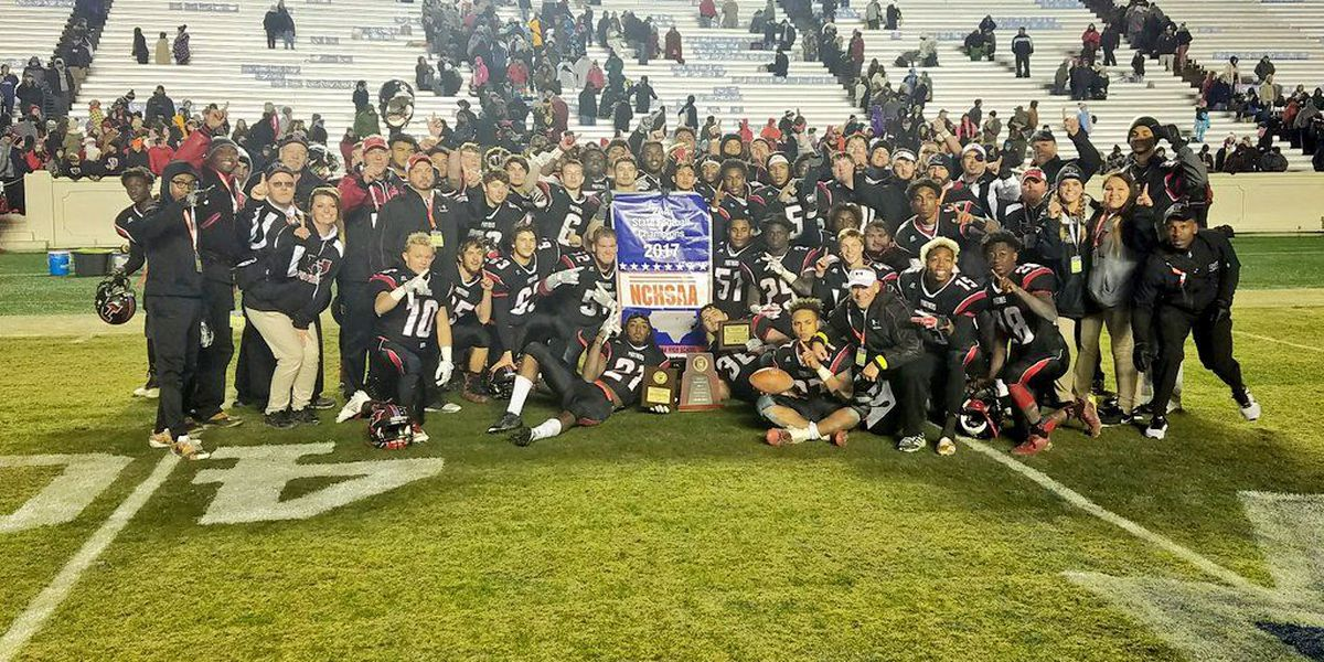 Hibriten nabs first title with a hard-fought 16-14 win over East Duplin