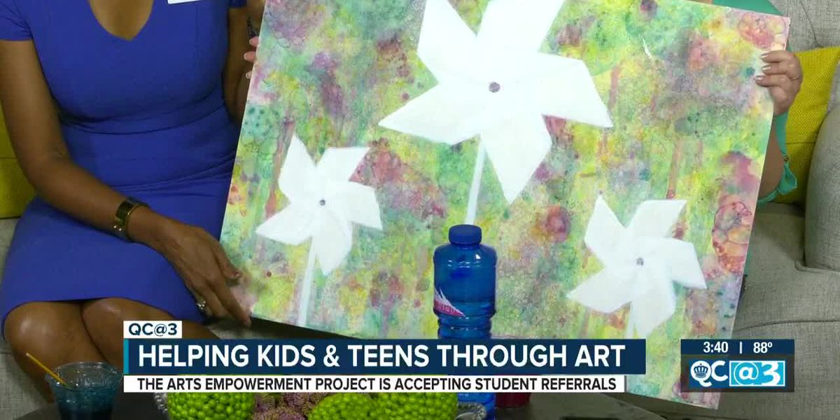 The Arts Empowerment Project offers programs for youth