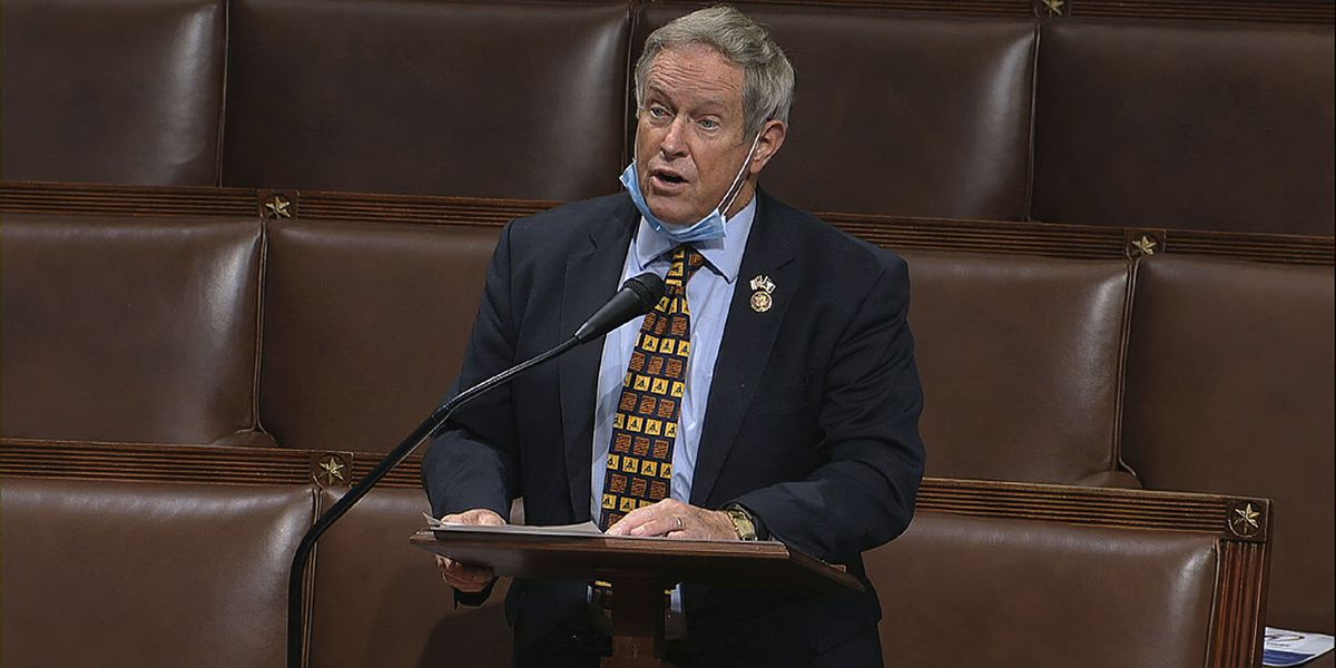 3 congressmen from SC to object to Electoral College certification