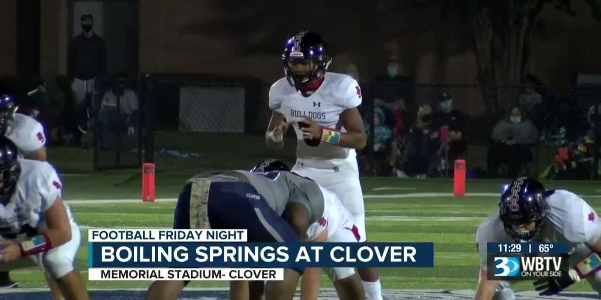 Boiling Springs at Clover