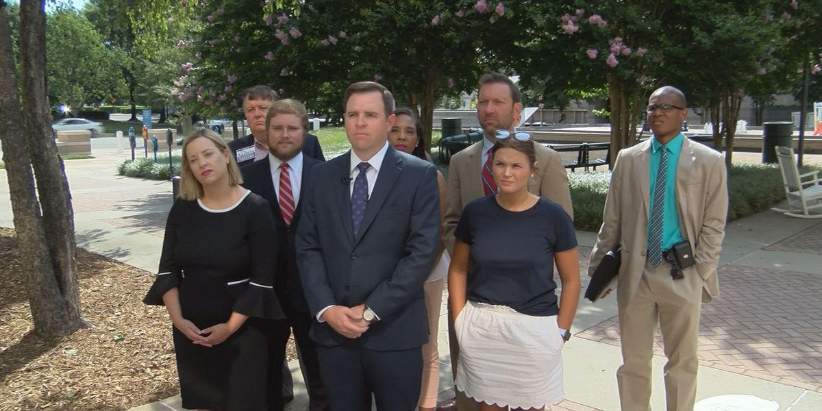 Hearing set for Monday in Meck GOP lawsuit against county commission over budget process