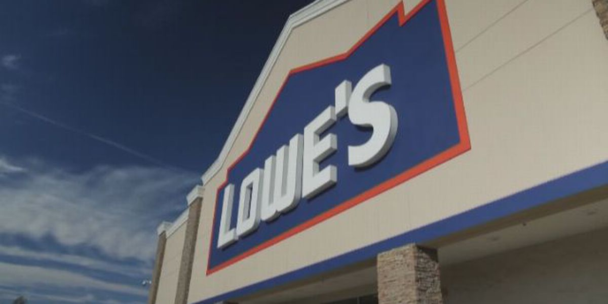 Lowe's to require all customers to wear masks in stores nationwide