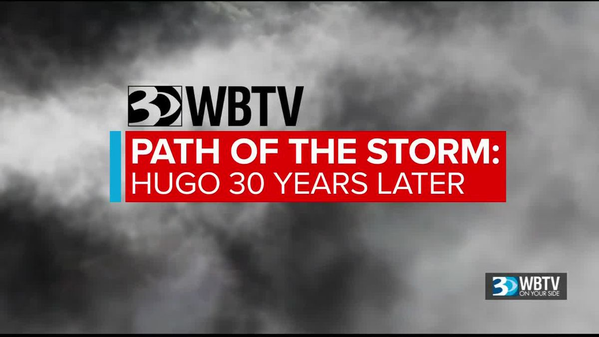 Path of the Storm: Hurricane Hugo 30 Years Later