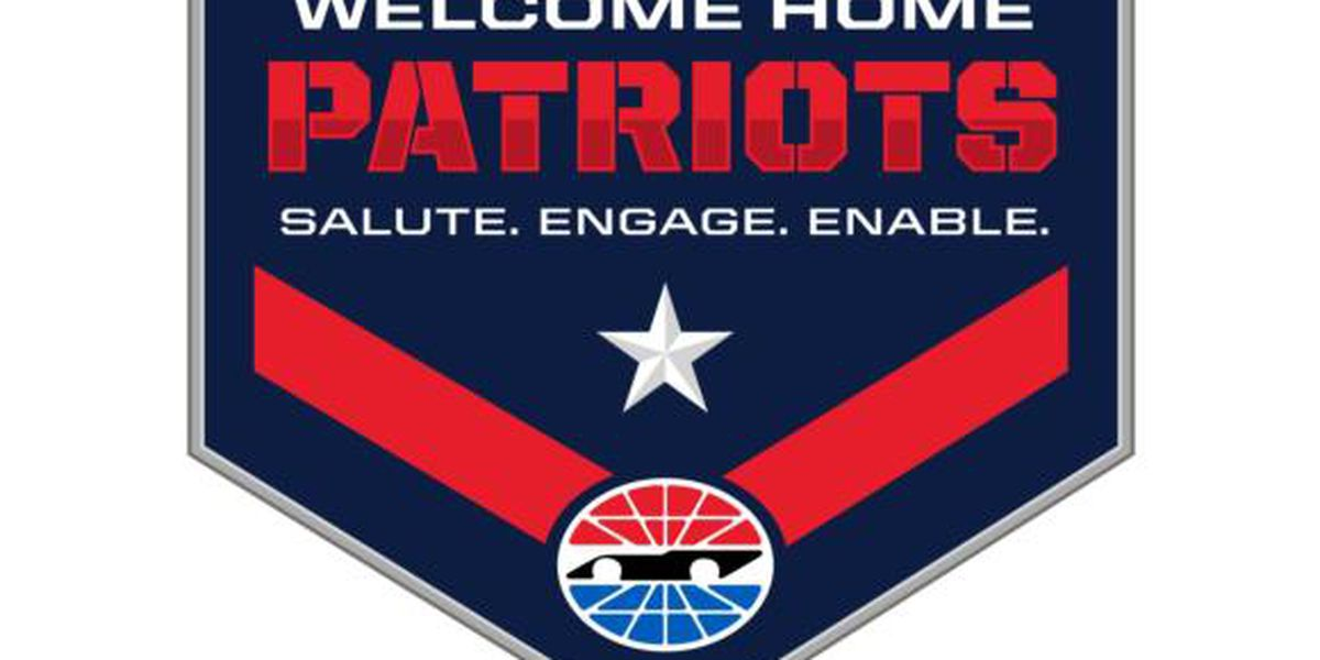 Speedway Motorsports, Inc. introduces Welcome Home Patriots initiative