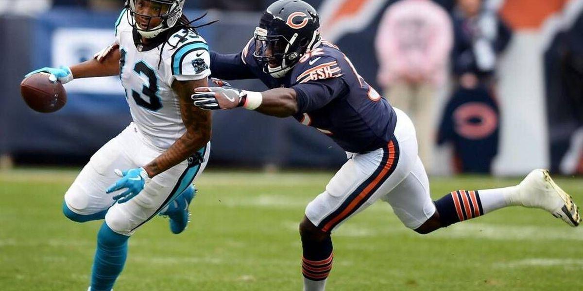 Sources: Panthers receiver Kelvin Benjamin traded to Buffalo Bills